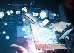 How business activities can be improved by technology?