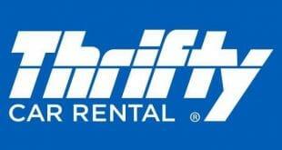 Thrifty car rental coupon