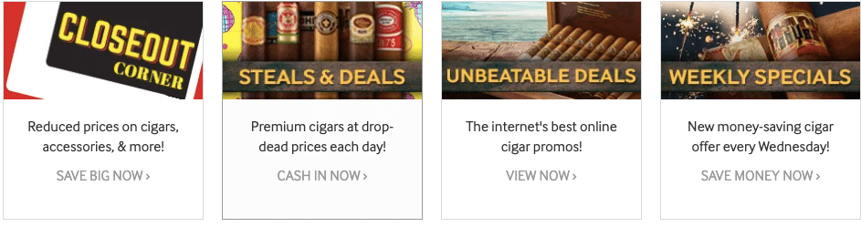 JR Cigars coupon code