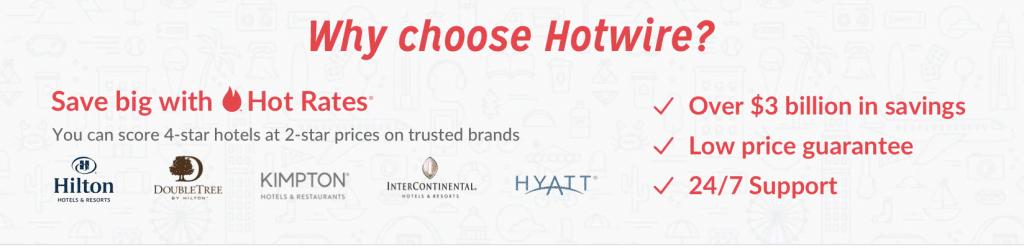 Hotwire's hotel deals & sales